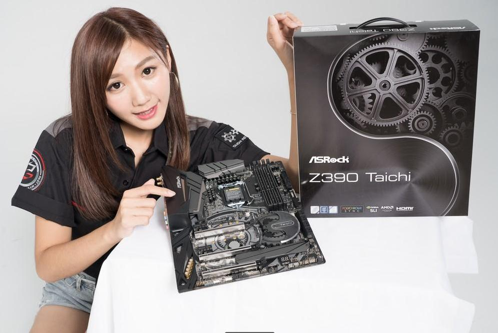 ASRock Z390 Phantom Gaming 9主板高清美图大全